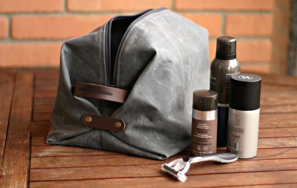 Mens Toilitries Bag