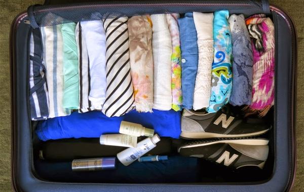 Rolling Packing Method