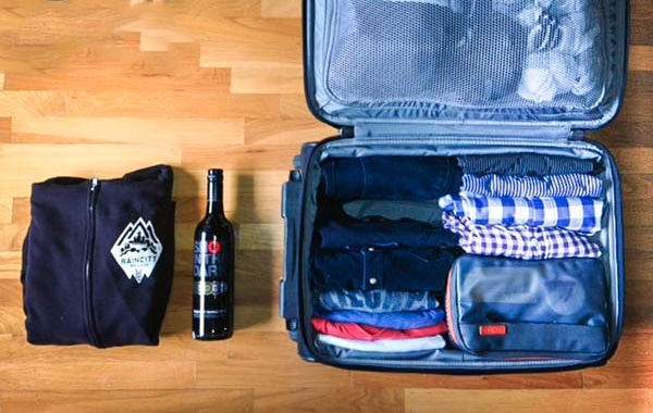 How to Pack Wine or Liquor in Your Luggage