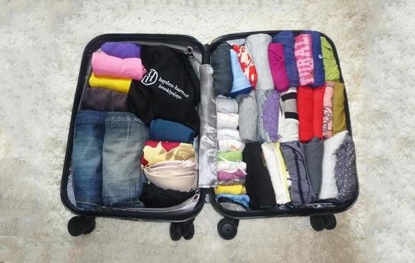 Padding your Luggage